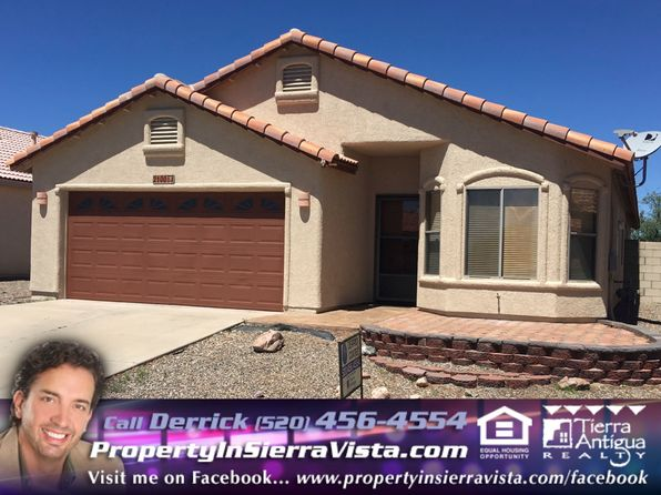 3 bed 2 bath Single Family at 2100 Calle Sabo Sierra Vista, AZ, 85635 is for sale at 159k - 1 of 45