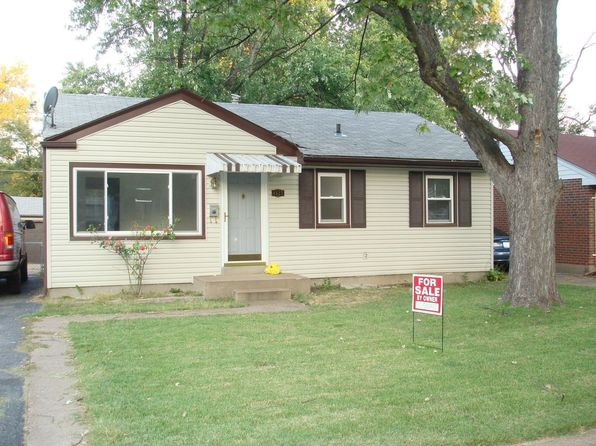 3 bed 2 bath Single Family at 4527 Ashby Rd Saint Ann, MO, 63074 is for sale at 90k - 1 of 2