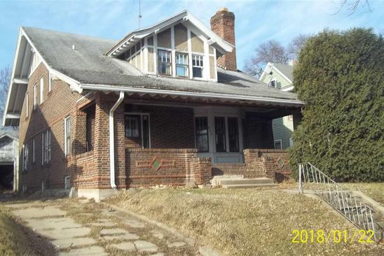 4 bed 2 bath Single Family at 822 S Float Ave Freeport, IL, 61032 is for sale at 13k - google static map