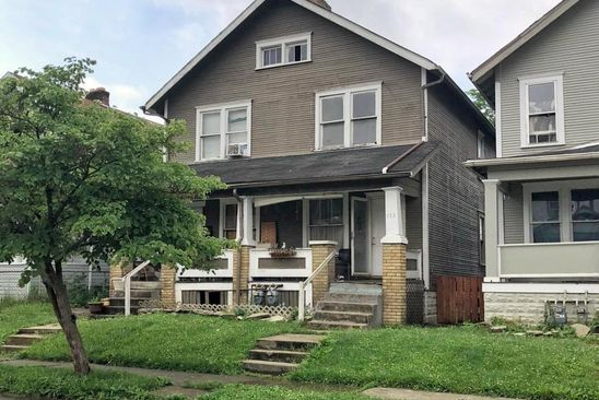null bed null bath Single Family at 153 E Woodrow Ave Columbus, OH, 43207 is for sale at 110k - google static map