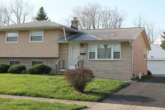 3 bed 2 bath Single Family at 4699 ELLERY DR COLUMBUS, OH, 43227 is for sale at 115k - google static map