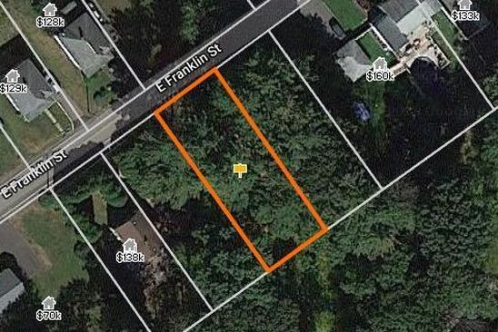 null bed null bath Vacant Land at 39 E Franklin St Shavertown, PA, 18708 is for sale at 30k - google static map