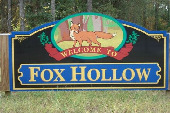 null bed null bath Vacant Land at 9969 Fox Hollow Dr Hampton, FL, 32044 is for sale at 15k - google static map