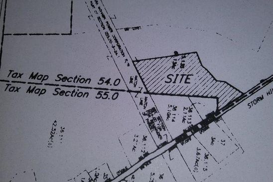 null bed null bath Vacant Land at 239 Storm Hill Rd Johnsonville, NY, 12094 is for sale at 60k - google static map