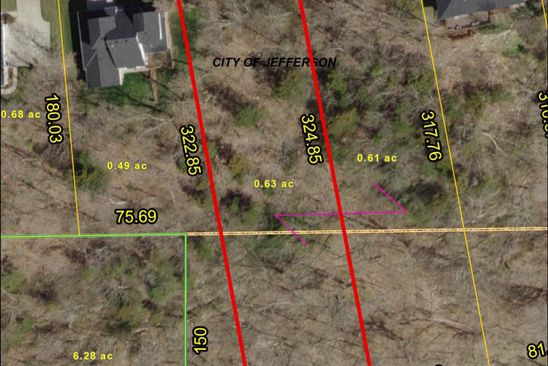 null bed null bath Vacant Land at 2126 Deer Trl Jefferson City, MO, 65101 is for sale at 30k - google static map