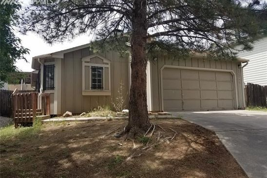 2 bed 1 bath Single Family at  Wisteria Dr Colorado Springs, CO, 80919 is for sale at 220k - google static map