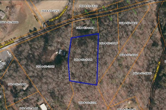 null bed null bath Vacant Land at 000 Shoal Creek Rd Cherokee (Jackson Co.), NC, 28719 is for sale at 39k - google static map