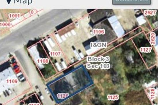 null bed null bath Vacant Land at 111 Osage St Pampa, TX, 79065 is for sale at 20k - google static map