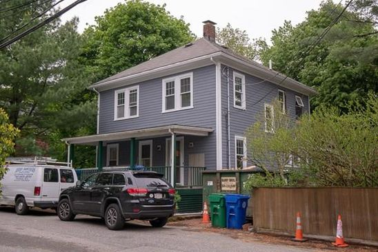 3 bed 3 bath Single Family at 25 Glenland Rd Chestnut Hill, MA, 02467 is for sale at 1.60m - google static map