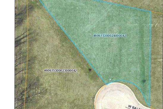 null bed null bath Vacant Land at 0 Balmoral Ct Laporte, IN, 46350 is for sale at 20k - google static map