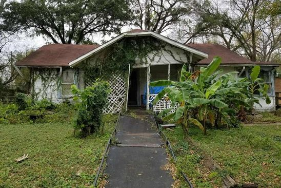 3 bed 1 bath Single Family at 8301 Concord St Houston, TX, 77017 is for sale at 90k - google static map