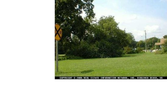 0 bed null bath Vacant Land at 1428 Hoover Ave Chesapeake, VA, 23324 is for sale at 20k - google static map