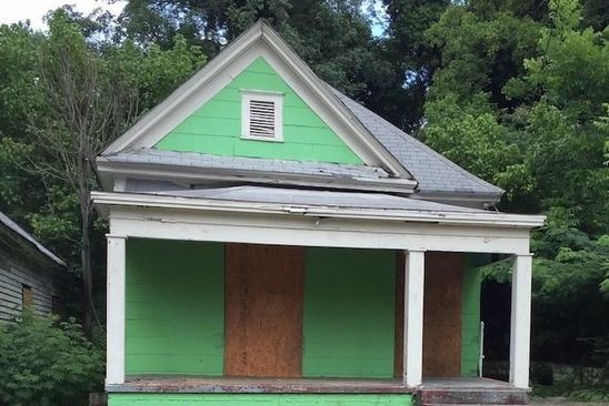 2 bed 1 bath Single Family at 1003 SPARKS ST SW ATLANTA, GA, 30310 is for sale at 80k - google static map