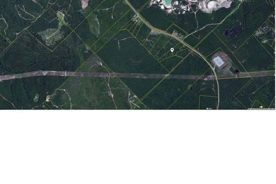 null bed null bath Vacant Land at 6351 Riggins Mill Rd Dry Branch, GA, 31020 is for sale at 29k - google static map
