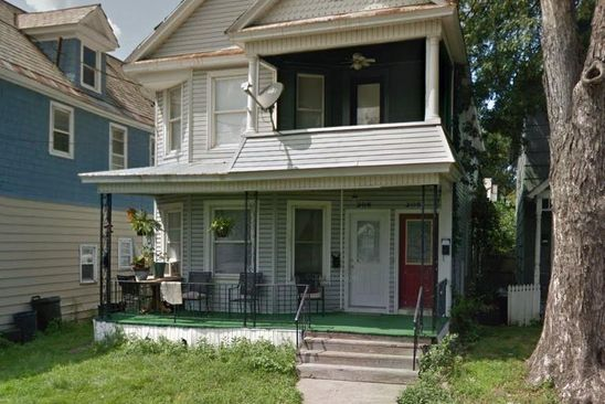 6 bed null bath Single Family at 2051 GUILDERLAND AVE SCHENECTADY, NY, 12306 is for sale at 140k - google static map