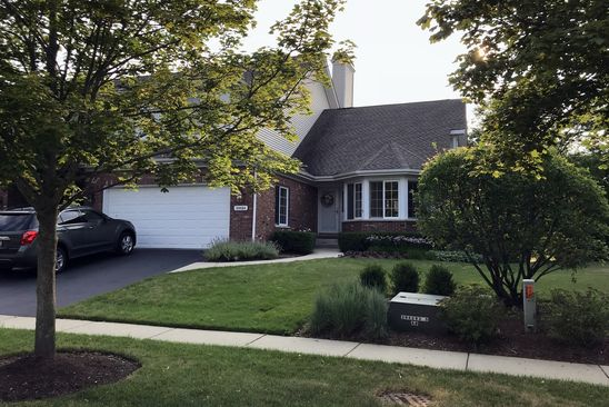 3 bed 4 bath Townhouse at 33024 N STONE MANOR DR GRAYSLAKE, IL, 60030 is for sale at 400k - google static map