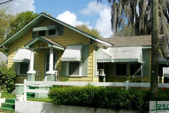 2 bed 1 bath Single Family at 2114 TENNESSEE AVE SAVANNAH, GA, 31404 is for sale at 68k - google static map