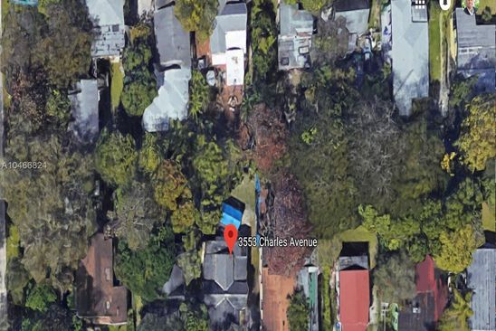 3 bed null bath Vacant Land at 3553 CHARLES AVE MIAMI, FL, 33133 is for sale at 299k - google static map