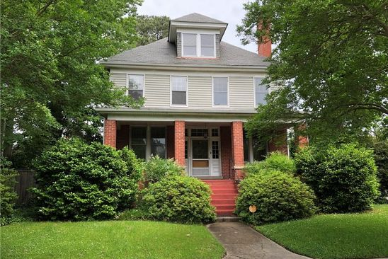 5 bed 4 bath Single Family at 1304 BUCKINGHAM AVE NORFOLK, VA, 23508 is for sale at 439k - google static map