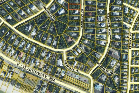 null bed null bath Vacant Land at 13B Seabreeze Cir Seacrest, FL, 32461 is for sale at 259k - google static map
