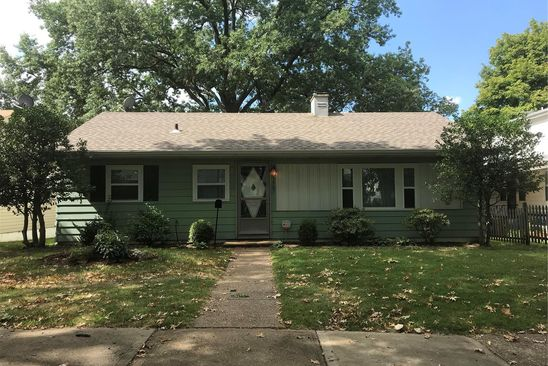 2 bed 1 bath Single Family at 3907 WENZLICK AVE SAINT LOUIS, MO, 63109 is for sale at 105k - google static map