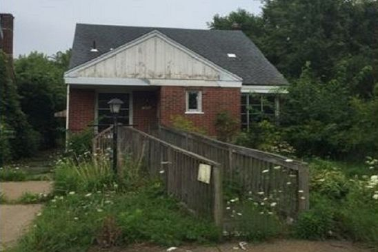 3 bed 1 bath Single Family at 13830 LIBERAL ST DETROIT, MI, 48205 is for sale at 4k - google static map