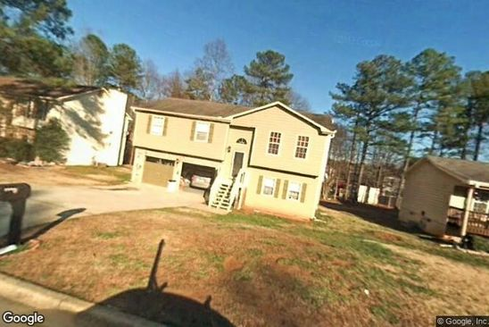4 bed 2 bath Single Family at 2086 BEDFORD CT LITHONIA, GA, 30058 is for sale at 150k - google static map