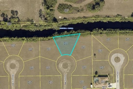 null bed null bath Vacant Land at 3920 NW 34th Ave Cape Coral, FL, 33993 is for sale at 13k - google static map