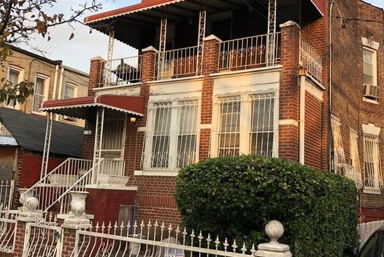 0 bed 1 bath Multi Family at 471 AMBOY ST BROOKLYN, NY, 11212 is for sale at 696k - google static map