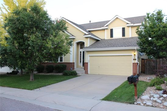 4 bed 3 bath Single Family at 10248 Celestine Pl Parker, CO, 80134 is for sale at 458k - google static map