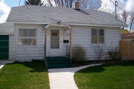 1 bed 1 bath Single Family at 235 N 3 E Saint Anthony, ID, 83445 is for sale at 78k - google static map