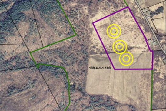 null bed null bath Vacant Land at 49 Veterans Rd Ticonderoga, NY, 12883 is for sale at 399k - google static map