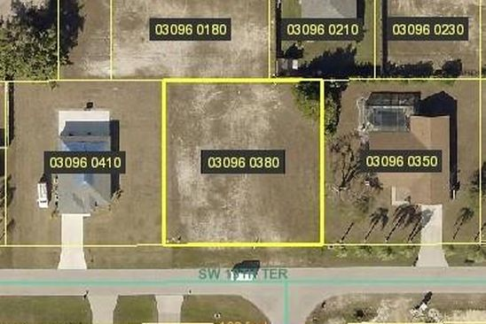 null bed null bath Vacant Land at 305 SW 19TH TER CAPE CORAL, FL, 33991 is for sale at 35k - google static map
