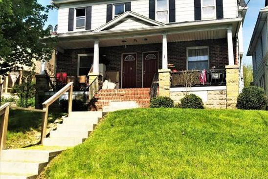 6 bed 3 bath Single Family at 827 N 829 Main Ave Scranton, PA, 18504 is for sale at 104k - google static map