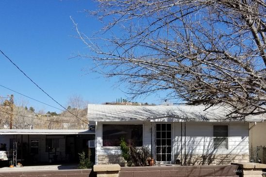 3 bed 2 bath Single Family at 935 S JESSE HAYES RD GLOBE, AZ, 85501 is for sale at 80k - google static map