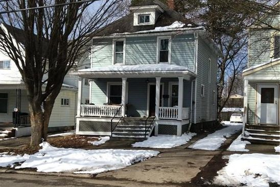 3 bed 1.5 bath Single Family at 129 N 3RD ST OLEAN, NY, 14760 is for sale at 75k - google static map