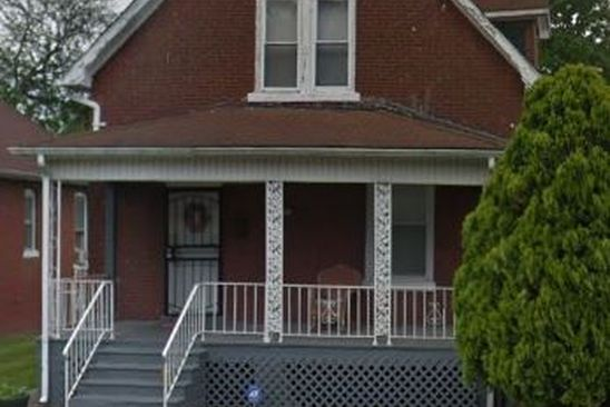 2 bed 1 bath Single Family at 554 ALEXANDER PL EAST SAINT LOUIS, IL, 62205 is for sale at 20k - google static map