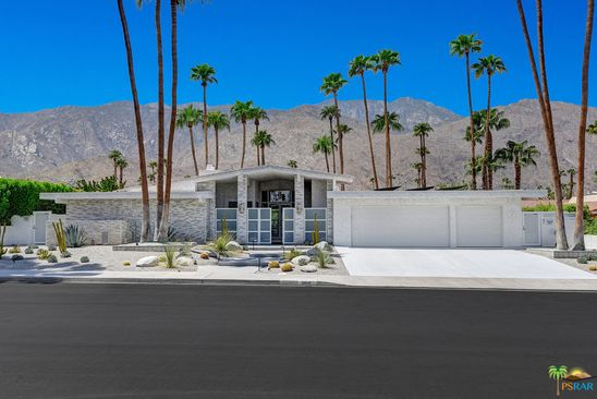 4 bed 4 bath Single Family at 2041 S MADRONA DR PALM SPRINGS, CA, 92264 is for sale at 1.70m - google static map