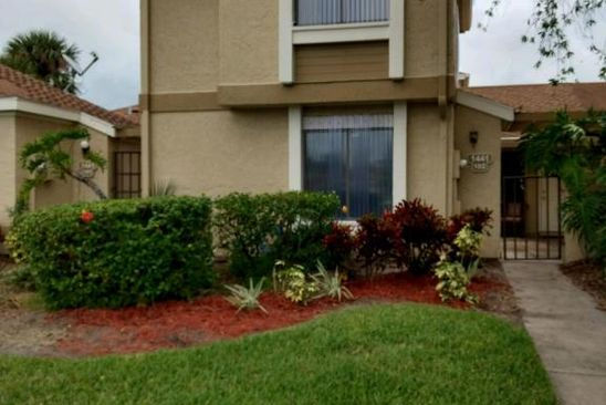 3 bed 2 bath Townhouse at 1441 SHEAFE AVE NE PALM BAY, FL, 32905 is for sale at 135k - google static map