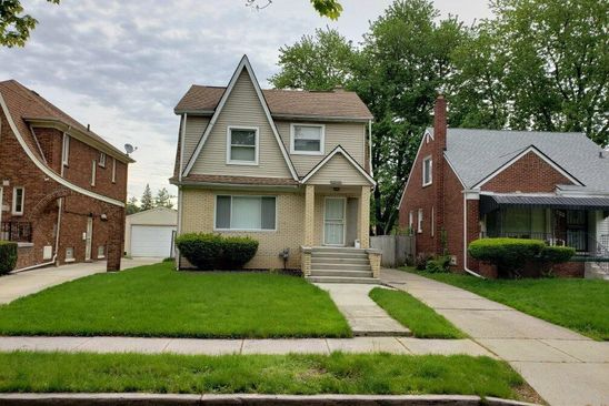 3 bed 1 bath Single Family at 14568 Ashton Rd Detroit, MI, 48223 is for sale at 120k - google static map