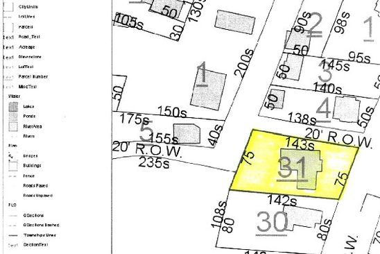 null bed null bath Vacant Land at 852 Chestnut St Roanoke, AL, 36274 is for sale at 3k - google static map