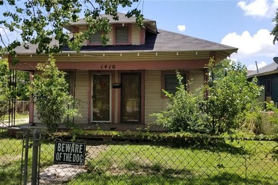 2 bed 1 bath Single Family at 1410 18th St Port Arthur, TX, 77640 is for sale at 23k - google static map