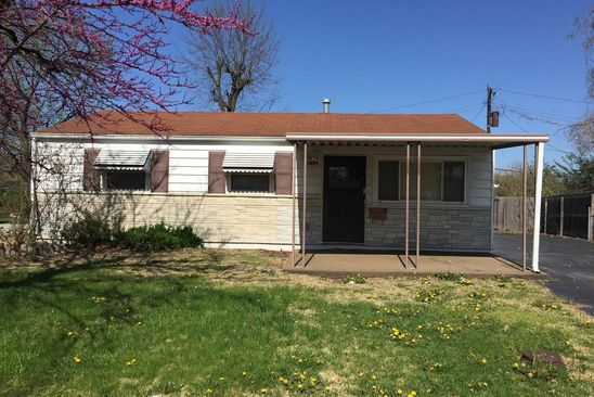 2 bed 1 bath Single Family at 1059 SAINT MARGARET DR CAHOKIA, IL, 62206 is for sale at 30k - google static map