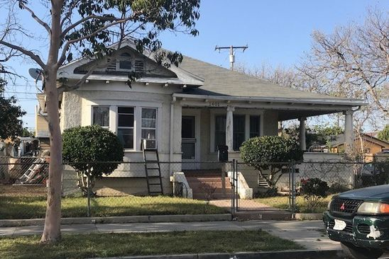 4 bed 3 bath Multi Family at 1401 W 3RD ST SANTA ANA, CA, 92703 is for sale at 645k - google static map