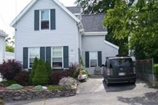 2 bed 1 bath Single Family at 29 MARTIN ST REVERE, MA, 02151 is for sale at 320k - google static map