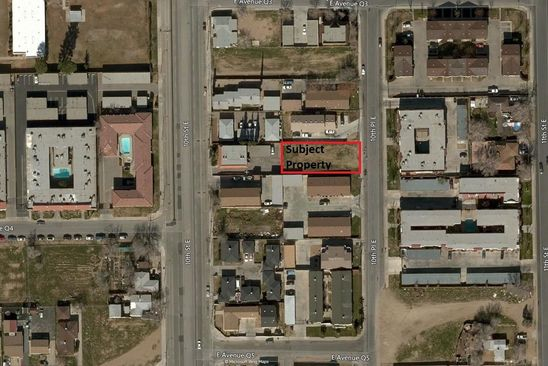 null bed null bath Vacant Land at  E 10th Street Place St Palmdale, CA, 93550 is for sale at 56k - google static map