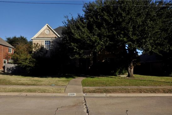 4 bed 3 bath Single Family at 3308 Owens Blvd Richardson, TX, 75082 is for sale at 390k - google static map