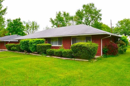 3 bed 2 bath Single Family at 2332 BARNHART AVE FORT WAYNE, IN, 46805 is for sale at 113k - google static map