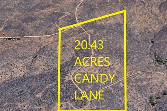 null bed null bath Vacant Land at 20 Acres Candy Ln Lake Mathews, CA, 92570 is for sale at 125k - google static map