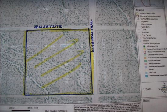 null bed null bath Vacant Land at  Tbd Quartzite Dr Golden Valley, AZ, 86413 is for sale at 12k - google static map